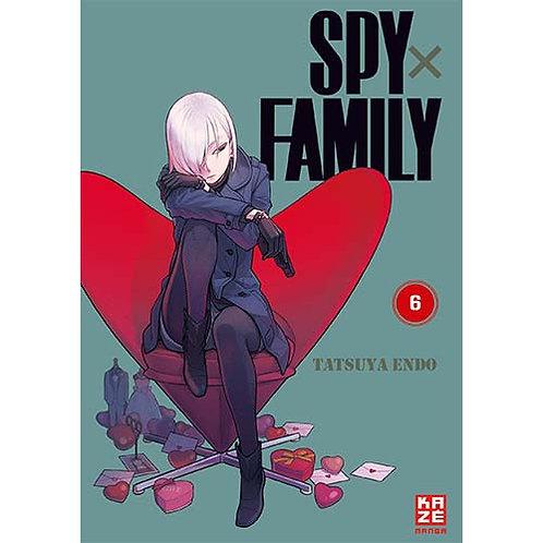 Spy x Family - Band 6 (Manga | Kaze)