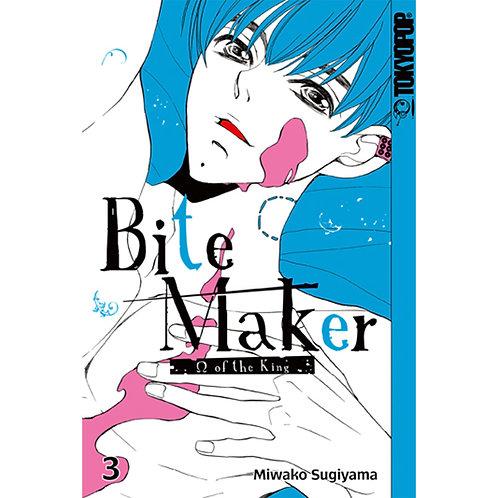 Bite Maker – Omega of the King - Band 3 (Manga | Tokyopop)