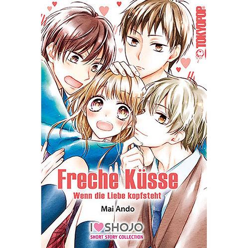 Freche Küsse – Wenn die Liebe kopfsteht (Manga   Tokyopop)