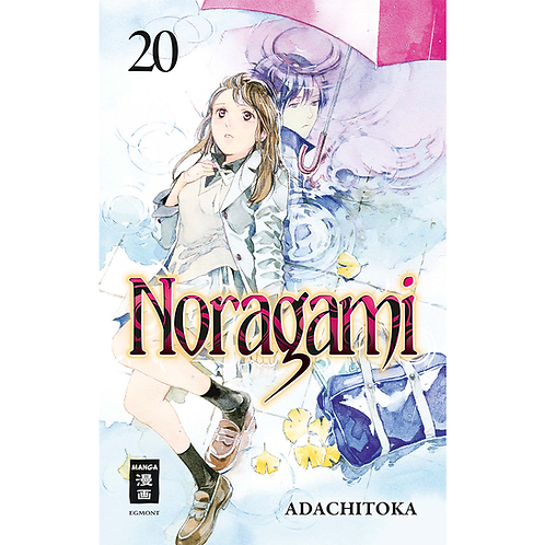 Noragami - Band 20 (Manga | Egmont Manga)