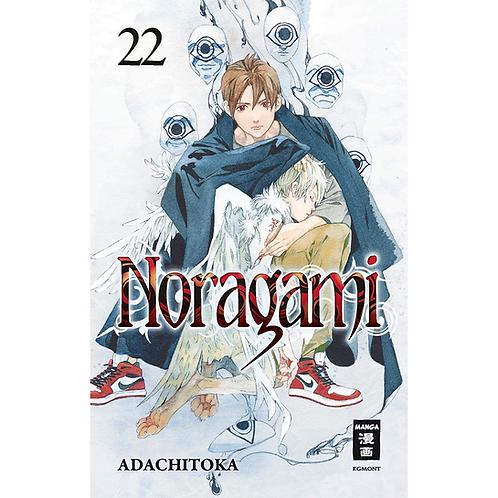 Noragami - Band 22 (Manga   Egmont Manga)