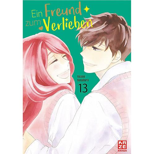 Ein Freund zum Verlieben - Band 13 (Manga   Kazé)