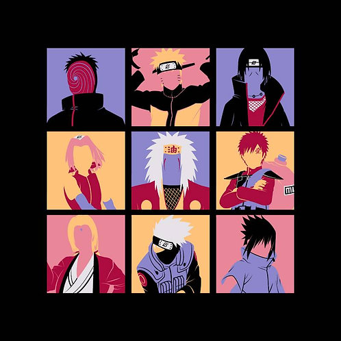 Pop Ninjas (T-Shirt - Unisex S - 3XL)