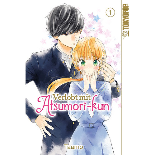 Verlobt mit Atsumori-kun - Band 1 (Manga | Tokyopop)