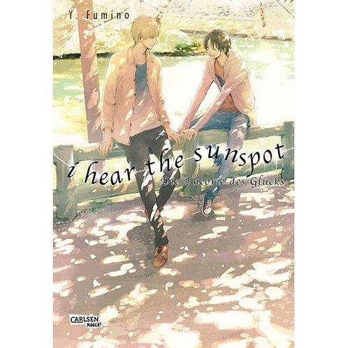 I Hear The Sunspot - Band 2 (Manga   Carlsen Manga)