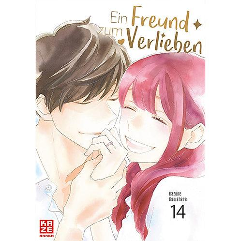 Ein Freund zum Verlieben - Band 14 (Manga | Kazé)
