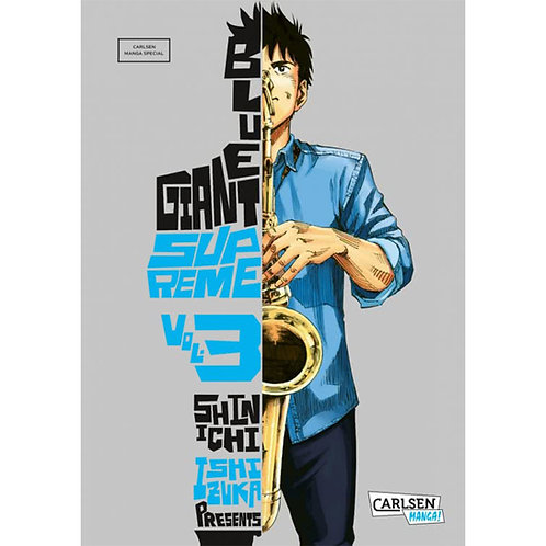 Blue Giant Supreme - Band 3 (Manga | Carlsen Manga)