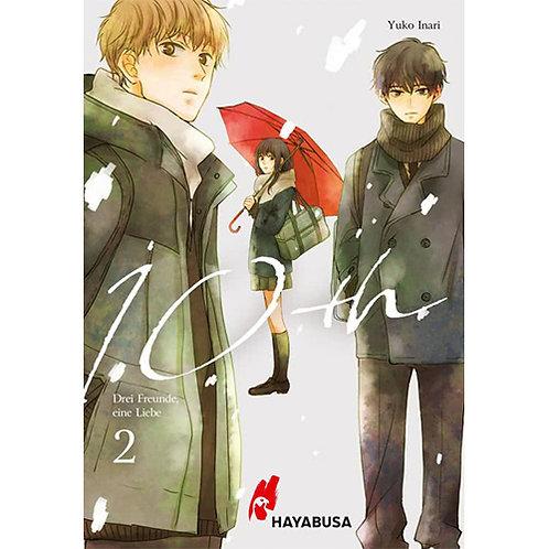 10th - Drei Freunde, eine Liebe - Band 2 (Manga   Hayabusa)