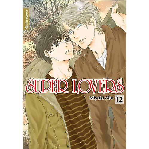 Super Lovers - Band 12 (Manga   altraverse)