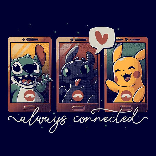 Cute Connection (T-Shirt - Ladies)