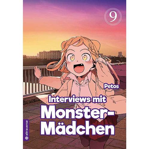 Interviews mit Monster-Mädchen - Band 9 (Manga | altraverse)