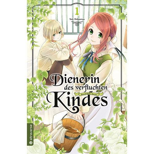 Dienerin des verfluchten Kindes - Band 1 (Manga   altraverse)