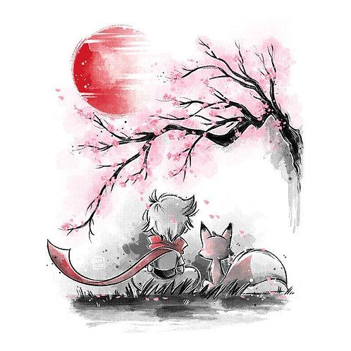 Sakura Friends (Tanktop - Ladies)