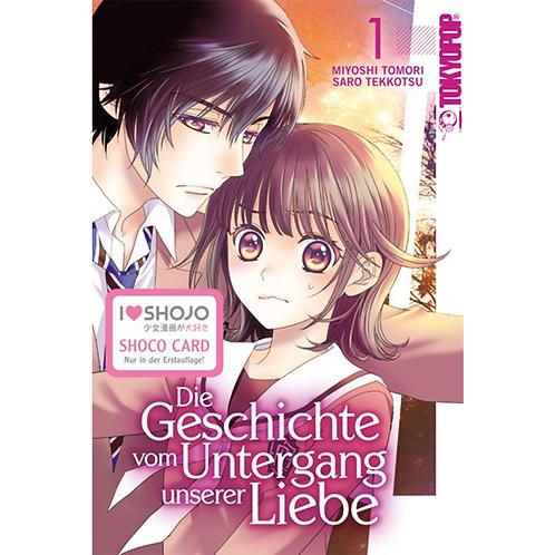 Die Geschichte vom Untergang unserer Liebe - Band 01 (Manga | TokyoPop)