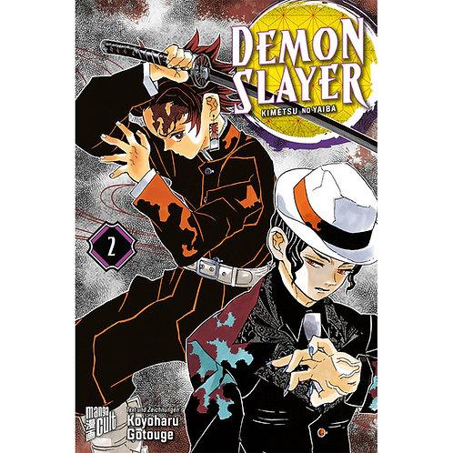 Demon Slayer - Band 2 (Manga | Manga Cult)