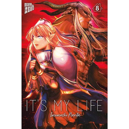 It's My Life - Band 08 (Manga   Manga Cult)