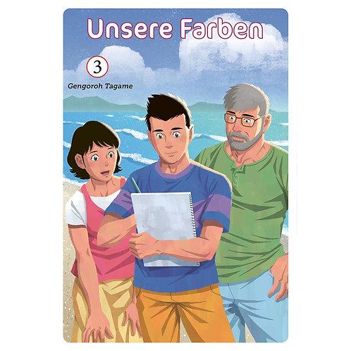 Unsere Farben - Band 3 (Manga | Carlsen Manga)