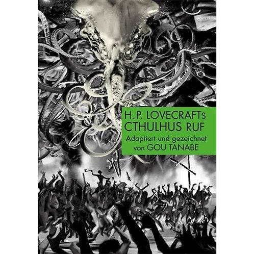 H.P. Lovecrafts - Cthulhus Ruf (Manga   Carlsen Manga)