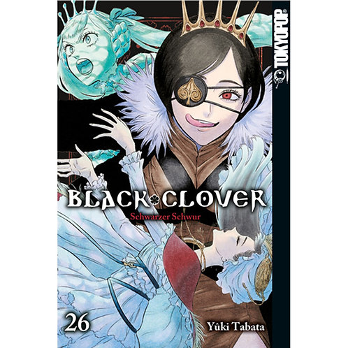 Black Clover - Schwarzer Schwur - Band 26 (Manga | Tokyopop)