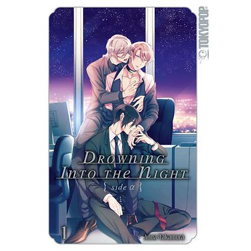 Drowning Into the Night - Band 01 (Manga | TokyoPop)