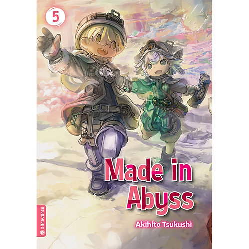 Made in Abyss - Band 5 (Manga | altraverse)