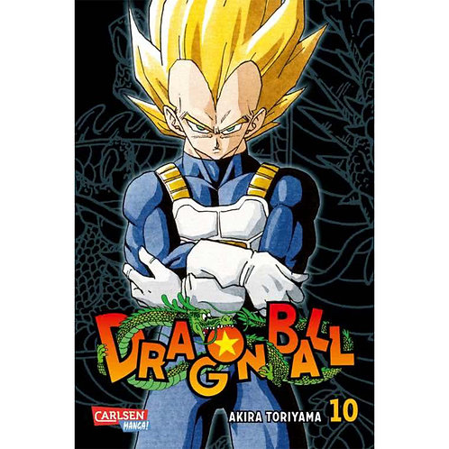 Dragon Ball Massiv - Band 10 (Manga | Carlsen Manga)