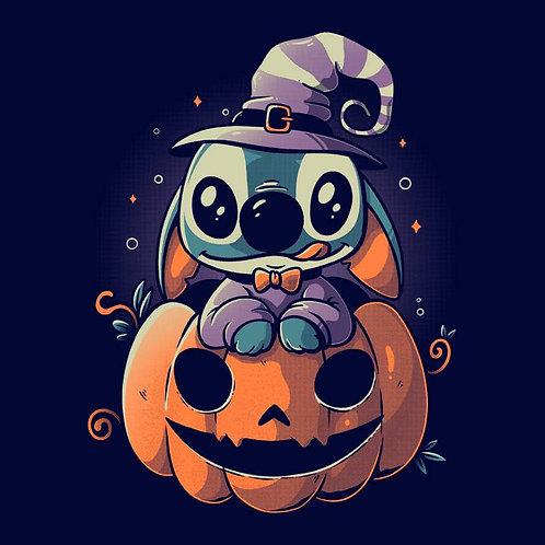 Ohana Pumpkin (T-Shirt   Unisex S - 2XL)