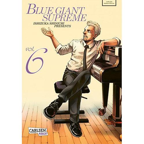 Blue Giant Supreme - Band 6 (Manga   Carlsen Manga)