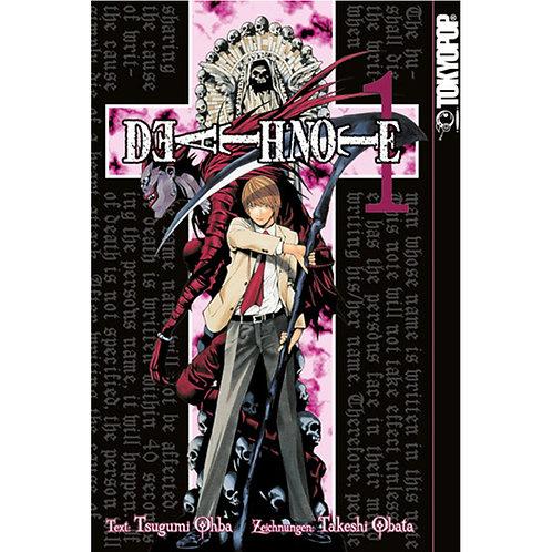 Death Note - Band 1 (Manga   TokyoPop)
