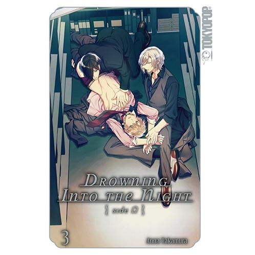 Drowning Into the Night - Band 03 (Manga   TokyoPop)