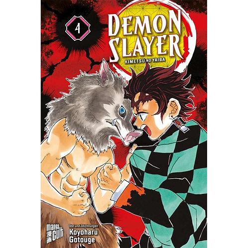 Demon Slayer - Band 4 (Manga | Manga Cult)