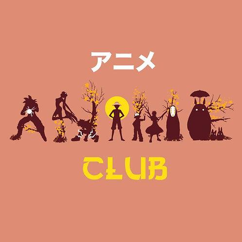 Anime Club (T-Shirt - Unisex S - 2XL)
