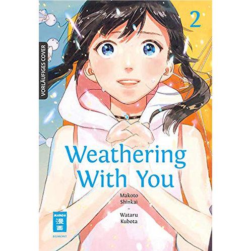 Weathering With You - Band 02 (Manga   Egmont Manga)