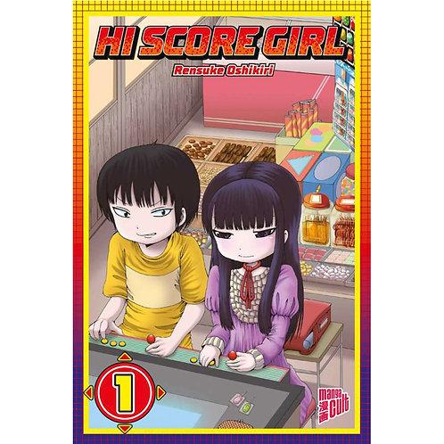 Hi Score Girl - Band 1 (Manga | Manga Cult)