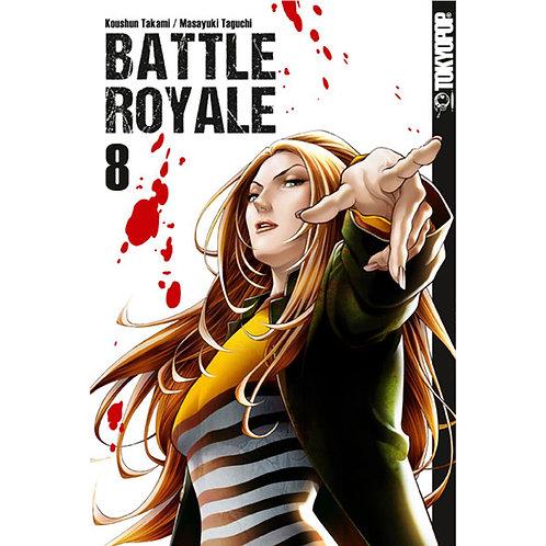 Battle Royale Sammelband - Band 8 (Manga | Tokyopop)