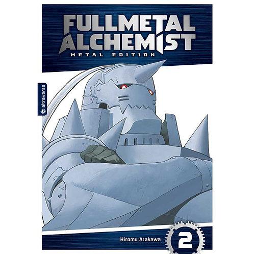 Fullmetal Alchemist Metal Edition - Band 2 (Manga | altraverse)