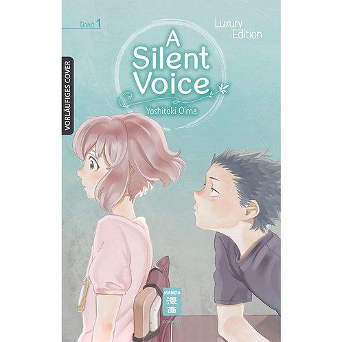 A Silent Voice – Luxury Edition - Band 1 (Manga | Egmont Manga)