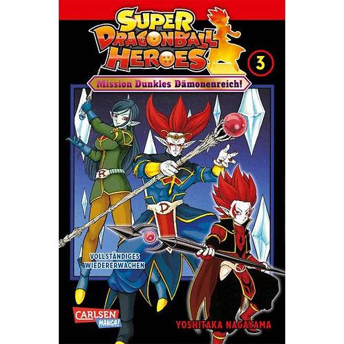Super Dragon Ball Heroes -  Band 3 (Manga | Carlsen Manga)
