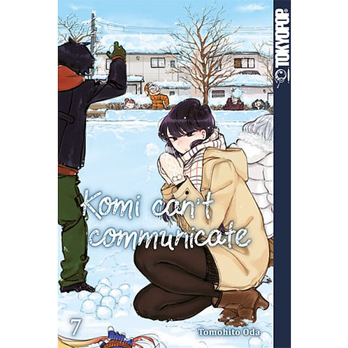 Komi can't communicate - Band 7 (Manga   Tokyopop)