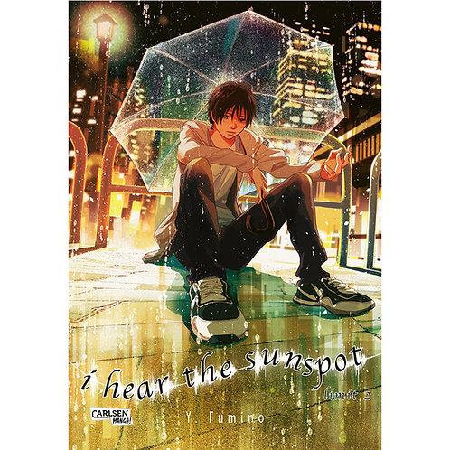 I Hear The Sunspot - Limit - Band 2 (Manga   Carlsen Manga)