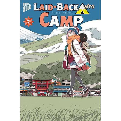 Laid-Back Camp - Band 7 (Manga | Manga Cult)