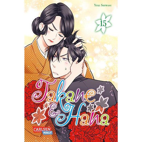 Takane & Hana - Band 15 (Manga   Carlsen Manga)