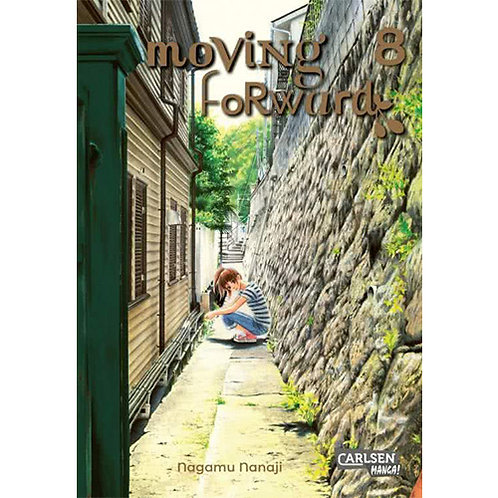 Moving Forward - Band 8 (Manga   Carlsen Manga)