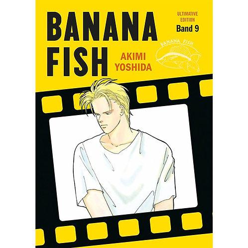Banana Fish: Ultimative Edition - Band 9 (Manga   Panini Manga)