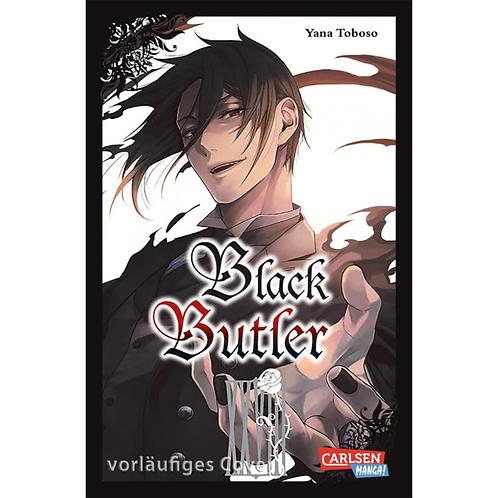 Black Butler - Band 28 (Manga | Carlsen)