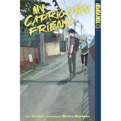 My Capricorn Friend (Manga   Tokyopop)