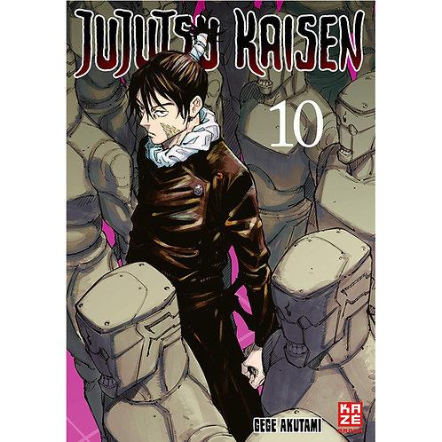 Jujutsu Kaisen - Band 10 (Manga | Kazé)