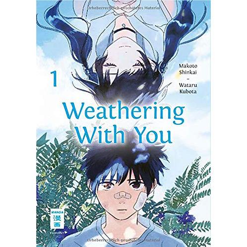 Weathering With You - Band 01 (Manga | Egmont Manga)