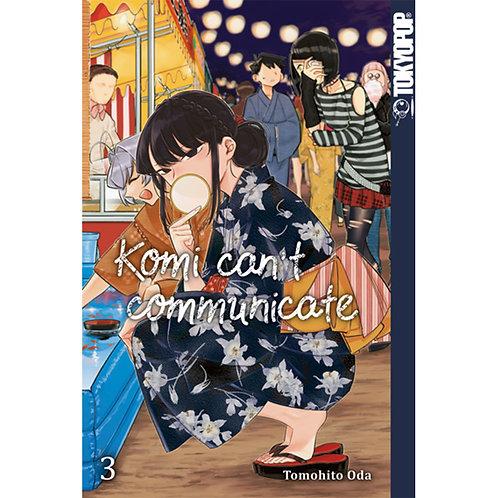 Komi can't communicate - Band 3 (Manga   TokyoPop)