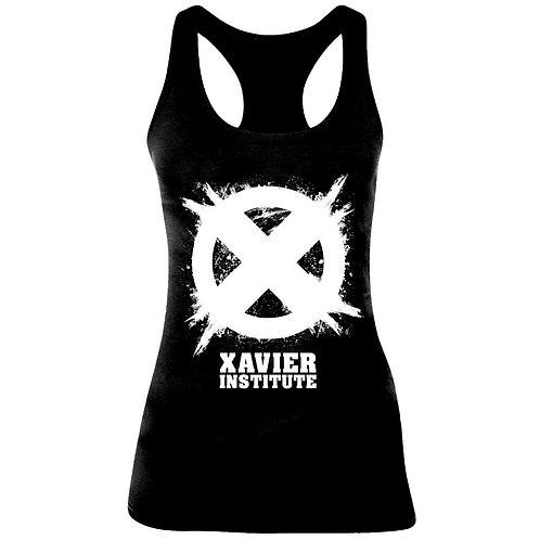 X-Men - Xavier Institute - Marvel (Tanktop - Ladies)